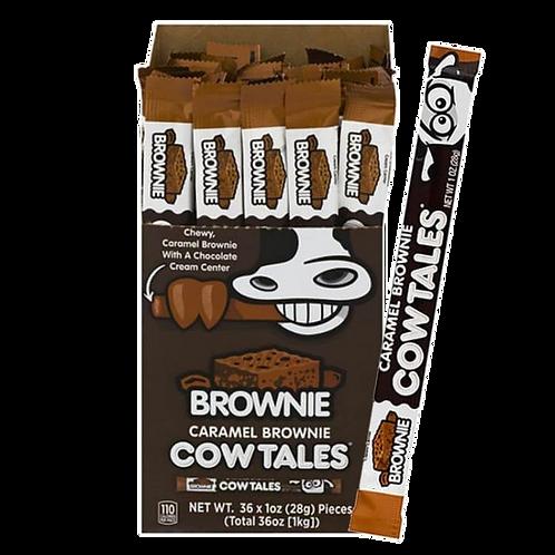 Caramel Brownie Cow Tales