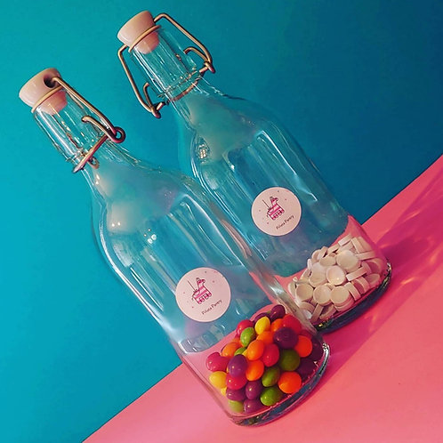 Sweet Shop Bottles - Create Your Own!