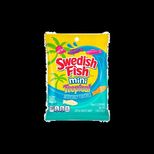 Swedish Fish Mini - Tropical