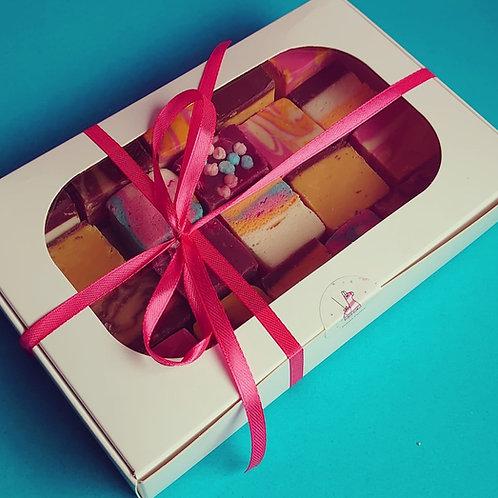 Handmade Fudge Gift Box
