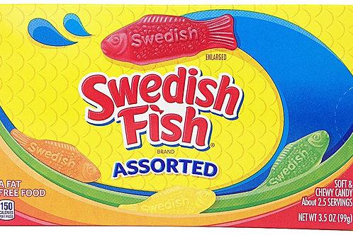 Swedish Fish Assorted Theatre Box