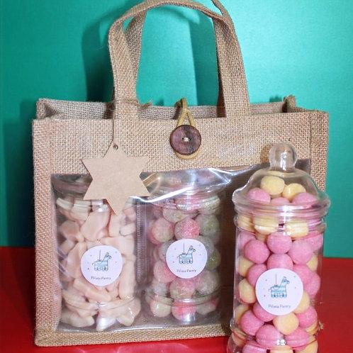 Trio Jar Gift Bag