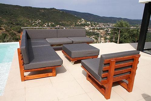 lounge set Erik