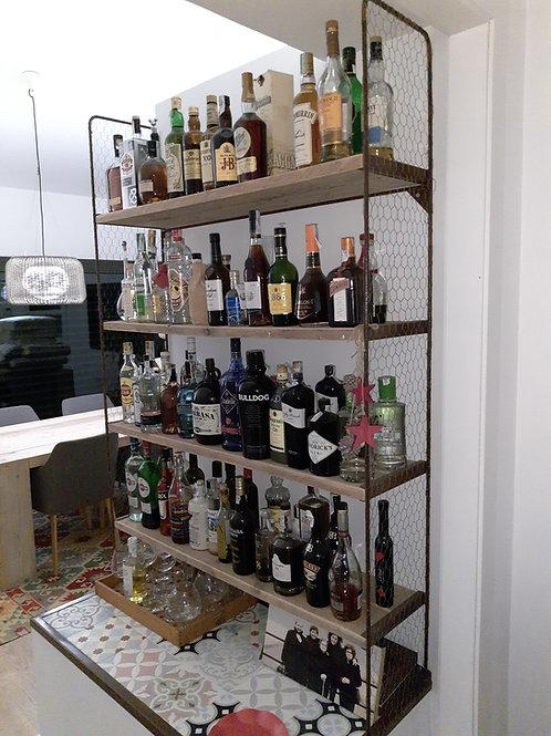 Bottle rack Clara
