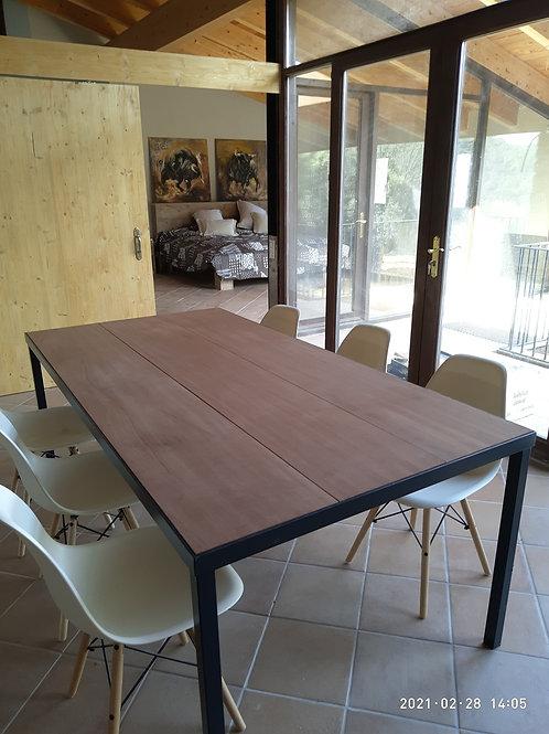 Industrie tafel met Sipro