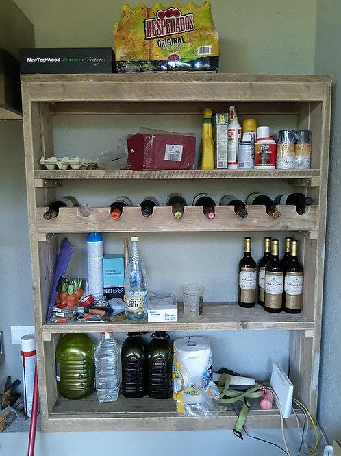 Wine cabinet Xavier