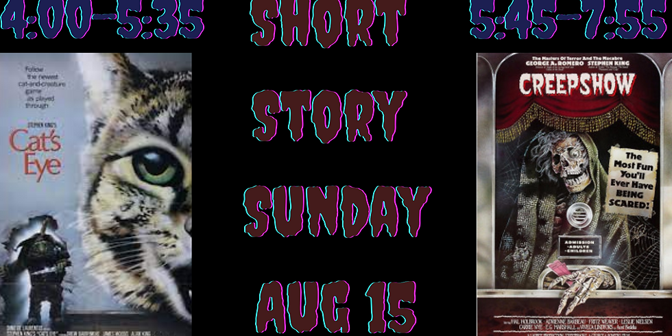 Short Story Sunday