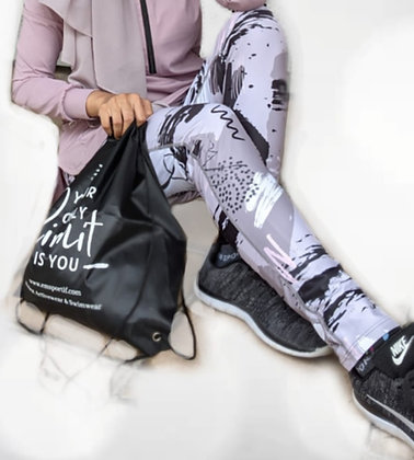 Movida Abstract Leggings