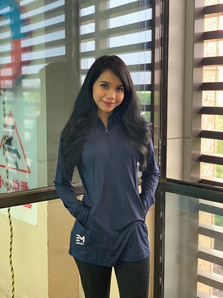 Navy Empower Activewear