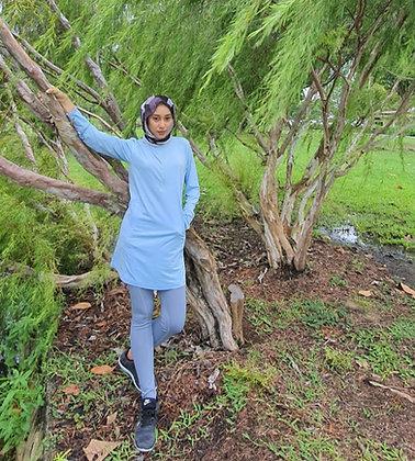 Sky Blue Empower Activewear