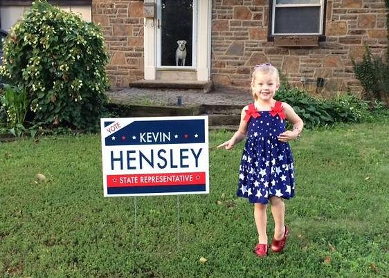 Kevin Hensley Sig