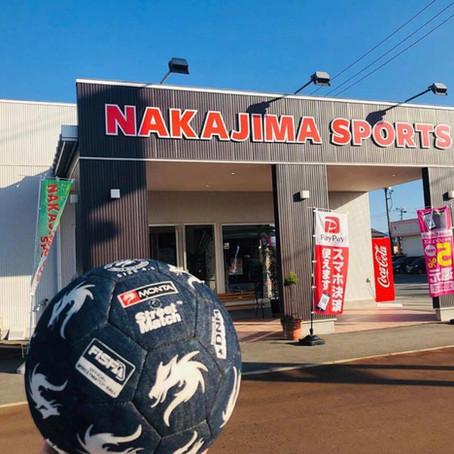 ストサカCageをお届け!ナカジマスポーツ、新店舗移転4周年セール