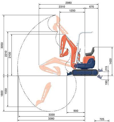 Kubota-U10-3-minigraver-diagram-Hertz-Ma