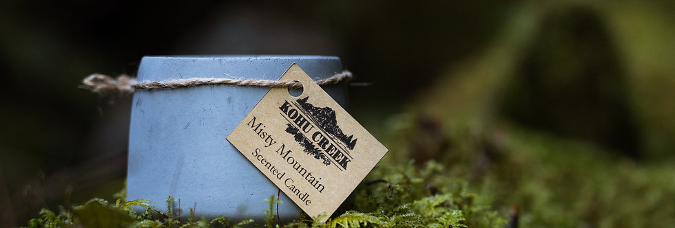Misty Mountain Candle