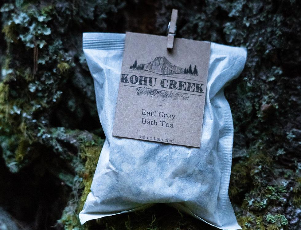 Earl Grey Bath Tea