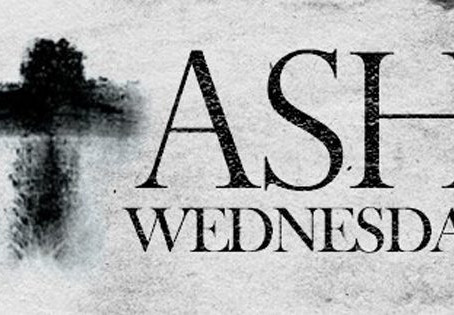 Ash Wednesday/Miércoles de Ceniza