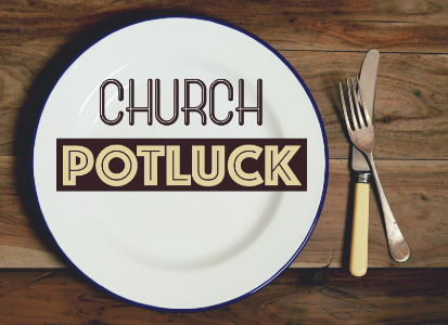 Parish Potluck and Meeting