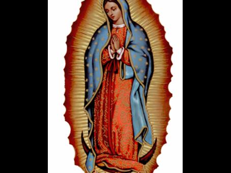 Misa para Nuestra Señora de Guadalupe