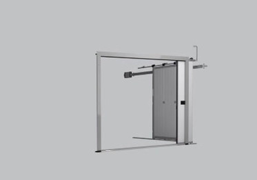 Side Opening Sectional Door