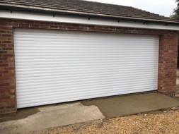 77mm ROLLER GARAGE DOORS