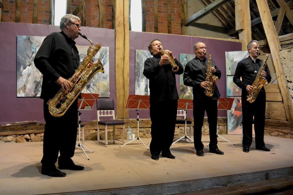 Concert Jean Yves Fourneau
