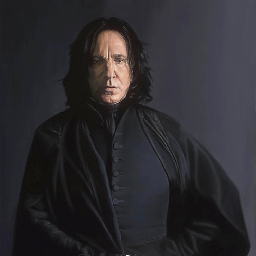 """ALWAYS SNAPE"" 36 x 24 Limited Edition Poster Print"