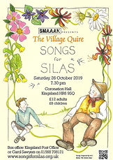 The Village Quire: Songs for Silas