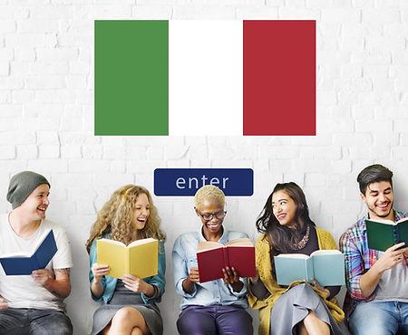 Cursos de Italiano em Cascais