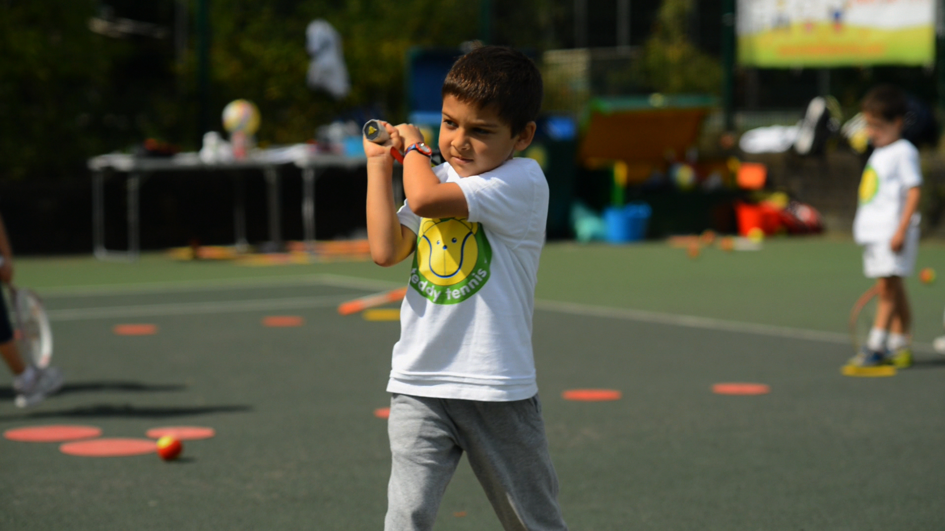 tennis classes dubai