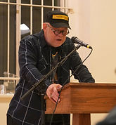 A.L. Nielsen at St Marks Poetry Project