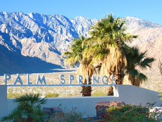 Quick Vacations: Palm Springs