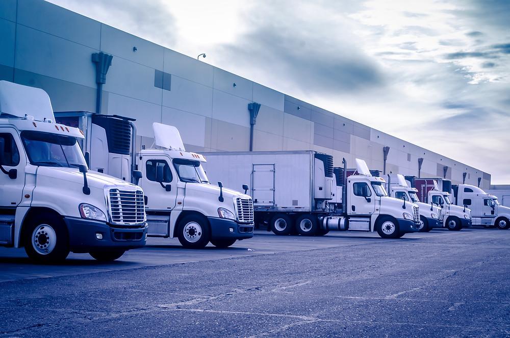 Trucks in Los Angeles CA