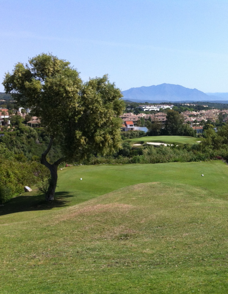 San Roque, New Course