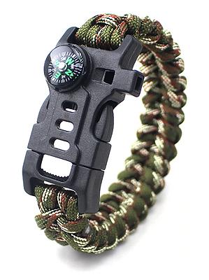 Multifunction Survival Bracelet