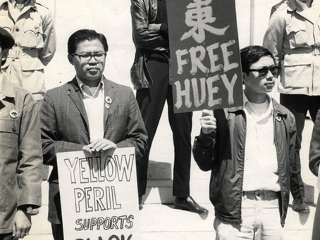 BLM and Yellow Peril