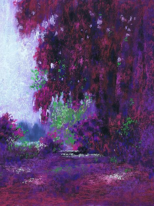 Rouge Immersion fine art print