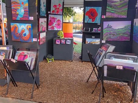 Behind the scenes of an Art Fair