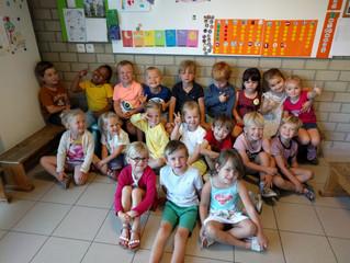 het waren nog leuke weken in ons klasje, de laatste van dit schooljaar
