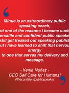Kenia Nuñez, CEO Self Care for Humans