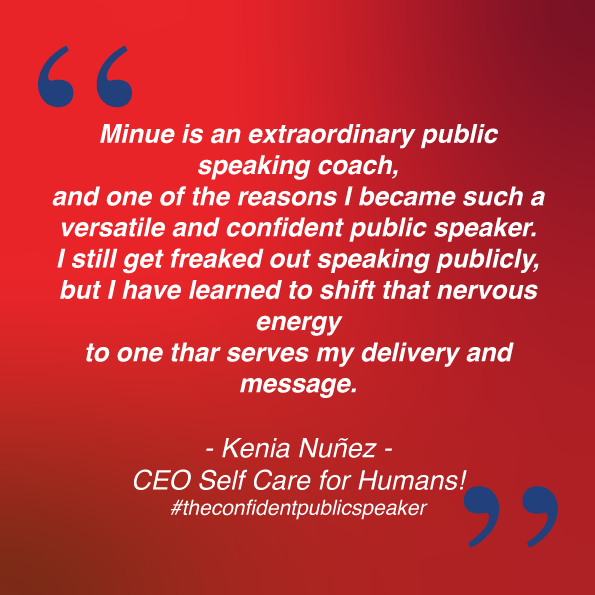 Kenia Nuñez, CEO Self Care for Humans