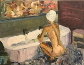 booty in bath