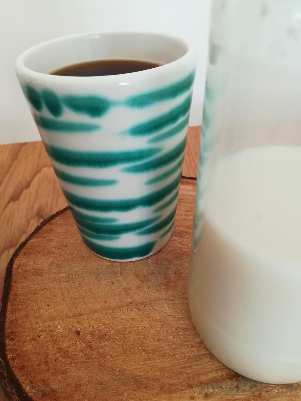 Pflanzenmilch selber machen geht ganz einfach - Cashewmilch