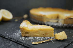 veganer Cheesecake/Cora Sommer