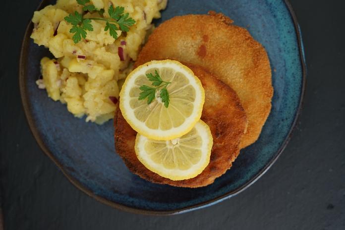 Veganes Sellerieschnitzel_Kochbuch mitba