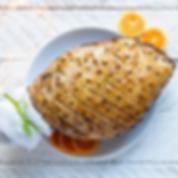 Recipe_Honey, Orange & Mustard Glazed Ha