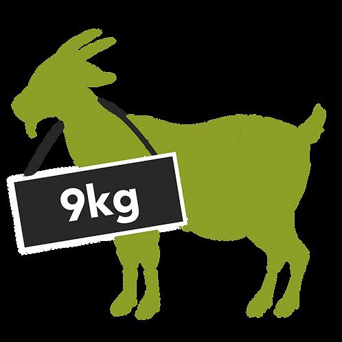 goat half - 9kg