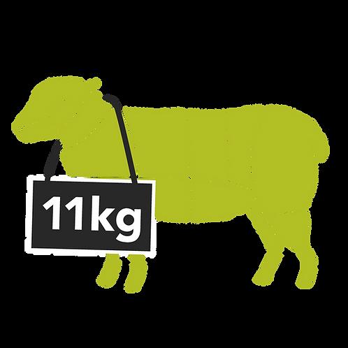mutton half - 11kg