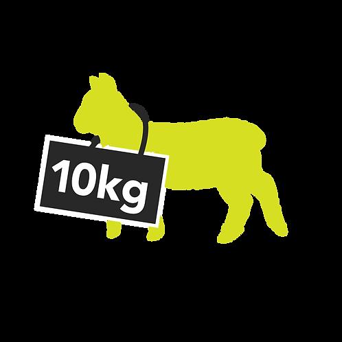 lamb half - 10kg