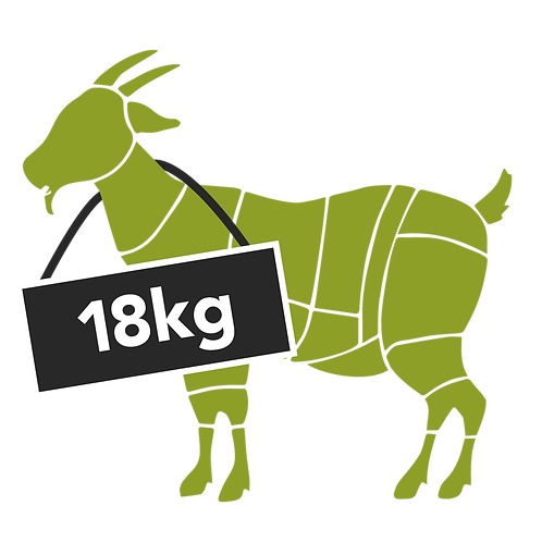 goat whole -18kg