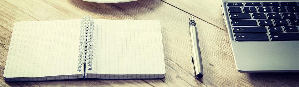 Notebook pen calculator